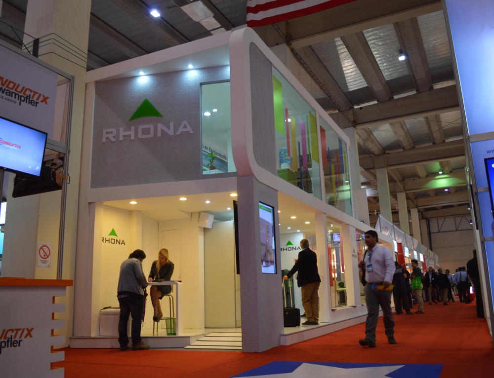 Stand Expomin 2014 – RHONA