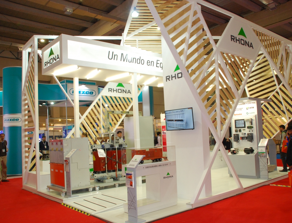 Stand RHONA Expomin 2016