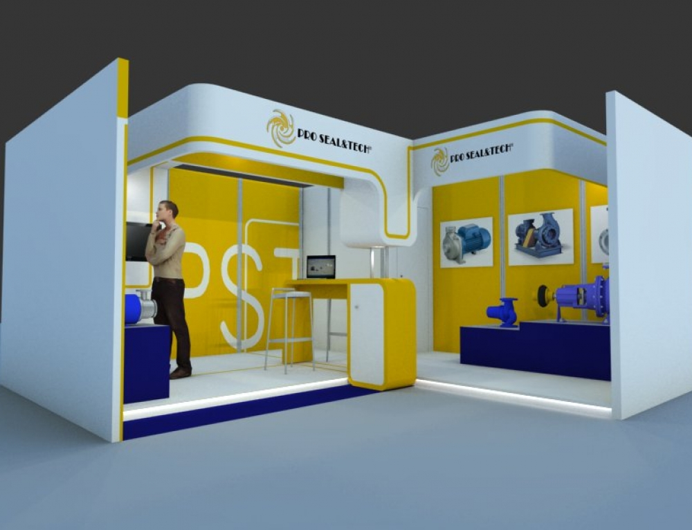 Stand Proseal Exponor 2013