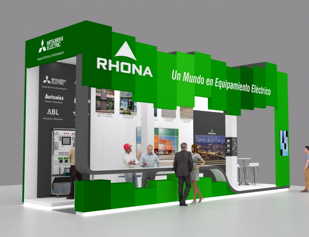 Stand RHONA Expomin 2018